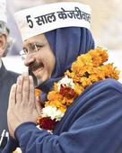 Crimes against women up in BJP rule: Kejriwal