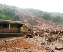 Five Killed, Nearly 170 Feared Trapped After Landslide Near Pune
