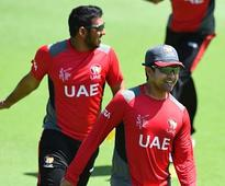 World Cup statistical preview: India vs United Arab Emirates