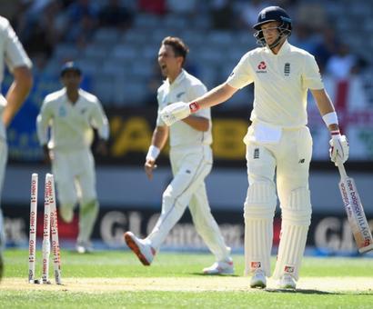 Rediff Cricket - Indian cricket - 'England batsmen were rabbits in the headlights'