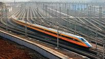 Bullet train on track, work to start in 2017