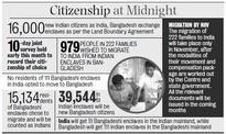 Indo-Bangla Land Swap Finally Comes into Force