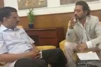 Irrfan Khan's Madari a must watch movie, says Arvind Kejriwal