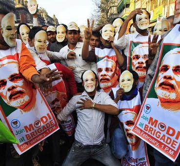 Why the youth connect with Narendra Modi