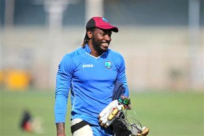 Rediff Sports - Cricket, Indian hockey, Tennis, Football, Chess, Golf - Chris Gayle confirms his availability for England series