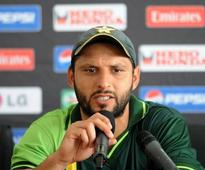 Shahid Afridi proclaims retirement from ODI post World Cup