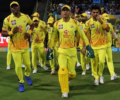 Rediff Cricket - Indian cricket - CSK to donate proceeds from IPL opener to Pulwama martyrs' families