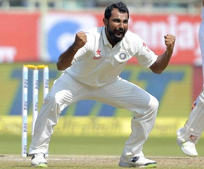 Rediff Cricket - Indian cricket - BCCI clears Shami of match-fixing charges, hands central contract