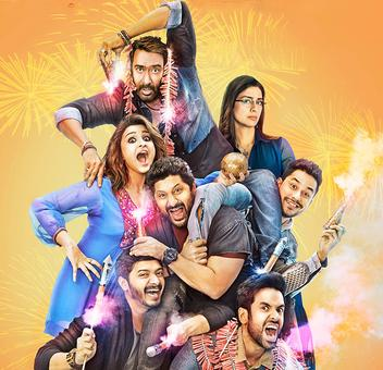 Current Bollywood News & Movies - Indian Movie Reviews, Hindi Music & Gossip - Golmaal Again!!!, in more ways than one