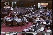 No debate on Lokpal today as Rajya Sabha adjourned till Monday after uproar