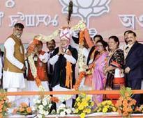 Modi vows to end Manipur blockade