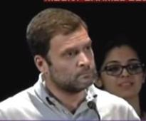 Rahul Gandhi's 'Clean India quiz' at Bengaluru college backfires