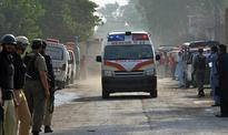 Over 100 burnt to death after oil tanker catches fire in Pakistan's Bahawalpur