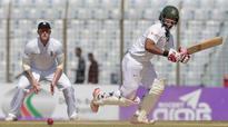 Rediff Sports - Cricket, Indian hockey, Tennis, Football, Chess, Golf - Honours even as Tamim leads Bangladesh fightback
