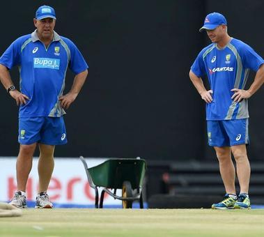 Rediff Sports - Cricket, Indian hockey, Tennis, Football, Chess, Golf - 'Sledge King' Warner wants to calmly lead Australia