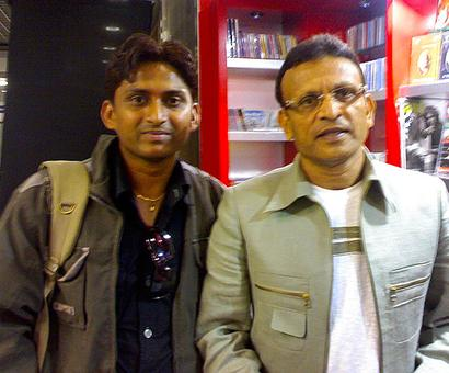 Current Bollywood News & Movies - Indian Movie Reviews, Hindi Music & Gossip - Spotted: Annu Kapoor in Mumbai