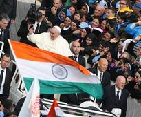 India's Father Chavara, Sister Euphrasia canonised as Saints by Pope Francis