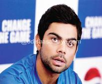 Virat Kohli, this is not the right time for verbal volleys!