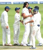 Wanderers Test PHOTOS: India fight back to take Day Two honours