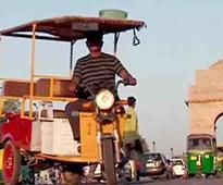 E-Rickshaws Allowed to Ply on City Roads