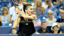 Rediff Sports - Cricket, Indian hockey, Tennis, Football, Chess, Golf - Cincinnati Open: Simona Halep to meet Garbine Muguruza in final with an eye on No.1 ranking