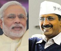 Kejriwal ready to take on Modi in Varanasi