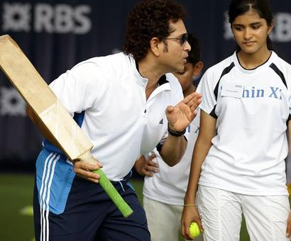 Rediff Cricket - Indian cricket - Here's your chance to take cricketing lessons from Tendulkar