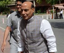 Rajnath Singh takes Sharif to cleaners, says Pakistan behind terror strikes in India
