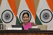 Sushma Swaraj likely to tear apart Nawaz Sharif's claims on Kashmir in UN address today