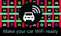 Wi Fi Your Car Today!