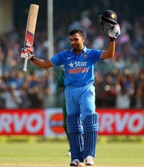 Rediff Sports - Cricket, Indian hockey, Tennis, Football, Chess, Golf - Rohit looking forward to new role with Team India