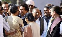 Sachin steals the show in Rajya Sabha