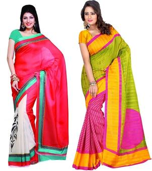4 Reasons Why Bhagalpuri Silk Sarees are Extremely Popular