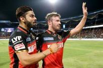 When De Villiers didn't listen to Kohli's advice