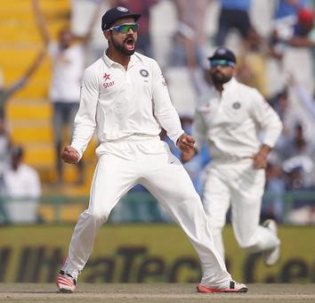 Rediff Cricket - Indian cricket - On the field I think like a batsman: Kohli