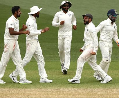 Rediff Sports - Cricket, Indian hockey, Tennis, Football, Chess, Golf - India might win the series Down Under but...