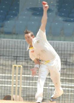 Rediff Cricket - Indian cricket - Australia opt for two spinners against Sri Lanka
