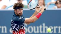 Rediff Sports - Cricket, Indian hockey, Tennis, Football, Chess, Golf - Robin Haase stuns Alexander Zverev in Cincinnati Masters, Novak Djokovic advanc...