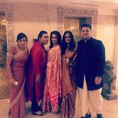 Current Bollywood News & Movies - Indian Movie Reviews, Hindi Music & Gossip - Wedding Bells! Riya Sen gets hitched to long time beau Shivam Tewari in a hush hush ceremony, check pics!