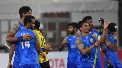 Rediff Sports - Cricket, Indian hockey, Tennis, Football, Chess, Golf - Asian Champions Trophy: India look for winning start against Oman