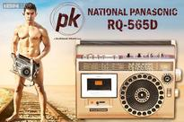 'PK' poster: All that you need to know about the National Panasonic two-in-one covering Aamir ...