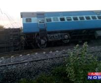 39 injured as five rear coaches of Chennai-Mangalore Express derail in Tamil Nadu