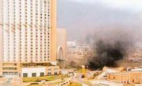5 foreigners, 3 guards killed in Libyan hotel attack