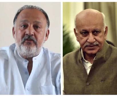 Current Bollywood News & Movies - Indian Movie Reviews, Hindi Music & Gossip - MJ Akbar, Alok Nath file defamation suits