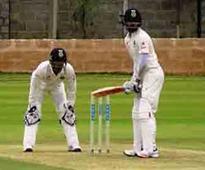 Rediff Cricket - Indian cricket - Pujara, Rahane shine, but Kiwis have upper hand on Day One