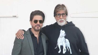 Current Bollywood News & Movies - Indian Movie Reviews, Hindi Music & Gossip - Shah Rukh Khan, Amitabh Bachchan shoot a special video for Badla, talk about various...
