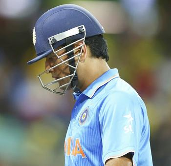 Chappell names Dhoni captain of his World Cup XI