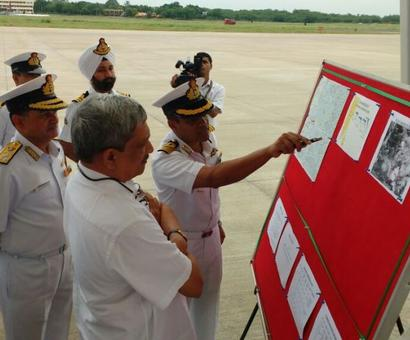 4 days on, no sign of debris or survivors from missing IAF AN-32 plane