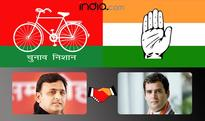 UP polls grand alliance: Congress may get 89, RLD seeks 30; rest with Akhilesh 4 hours ago