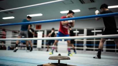 Rediff Cricket - Indian cricket - With Olympic boxing on the ropes, Japan fighters fear dashed dreams